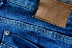 τζιν παντελόνι ανασκόπησης συμπαθητικό Στοκ φωτογραφίες με δικαίωμα ελεύθερης χρήσης