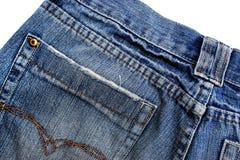 Τζιν παντελόνι Στοκ Εικόνα