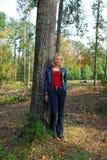 τζιν που ντύνεται Στοκ φωτογραφία με δικαίωμα ελεύθερης χρήσης