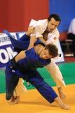 Τζούντο - Abdula Abdulzhalilov και Anzaur Ardanov Στοκ Εικόνα