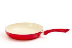 Τηγανίζοντας τηγάνι Στοκ εικόνα με δικαίωμα ελεύθερης χρήσης