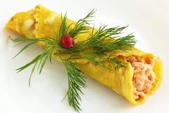 τηγανίτα Στοκ Εικόνα
