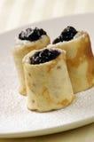 τηγανίτες μαρμελάδας βα&kap στοκ φωτογραφίες με δικαίωμα ελεύθερης χρήσης