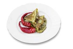 Σλαβικά τρόφιμα Στοκ Φωτογραφία