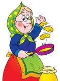 τηγανίτες Στοκ Εικόνες