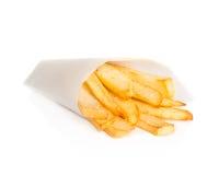 Τηγανητά πατατών Στοκ Φωτογραφία