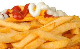 τηγανητά Στοκ εικόνα με δικαίωμα ελεύθερης χρήσης