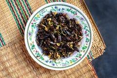τηγανισμένα έντομα στοκ φωτογραφίες