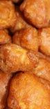 Τηγανισμένα ή ψημένα τρόφιμα Στοκ Φωτογραφία