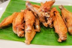 τηγανισμένα κοτόπουλο φ&tau Στοκ Εικόνες
