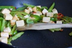 τηγανισμένα λαχανικά στοκ φωτογραφία με δικαίωμα ελεύθερης χρήσης