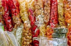 τηγανισμένα μεξικάνικα πρόχ& Στοκ φωτογραφία με δικαίωμα ελεύθερης χρήσης