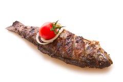 Τηγανισμένα ψάρια στοκ φωτογραφία με δικαίωμα ελεύθερης χρήσης