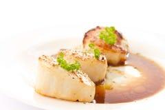 τηγανισμένα όστρακα Στοκ φωτογραφίες με δικαίωμα ελεύθερης χρήσης