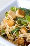 τηγανισμένα noodles στοκ φωτογραφίες