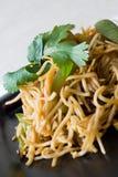 τηγανισμένα noodles στοκ φωτογραφία με δικαίωμα ελεύθερης χρήσης