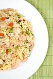 τηγανισμένες γαρίδες ρυζιού Στοκ φωτογραφίες με δικαίωμα ελεύθερης χρήσης