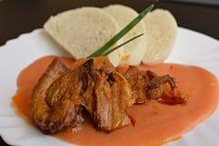 τηγανισμένο κοιλιά χοιρινό κρέας Στοκ φωτογραφίες με δικαίωμα ελεύθερης χρήσης