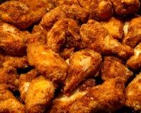 Τηγανισμένο κοτόπουλο Στοκ Φωτογραφία