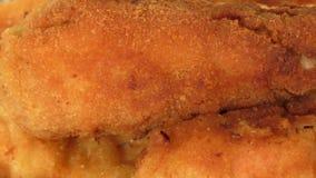τηγανισμένο κοτόπουλο π&iot φιλμ μικρού μήκους