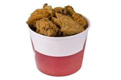 Τηγανισμένο κοτόπουλο στοκ εικόνα με δικαίωμα ελεύθερης χρήσης