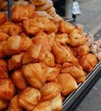 Τηγανισμένο κολλώδες ρύζι στοκ φωτογραφία με δικαίωμα ελεύθερης χρήσης
