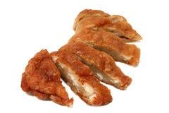 τηγανισμένο κρέας Στοκ Εικόνες
