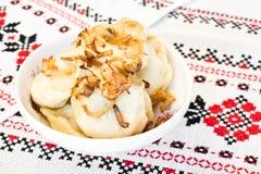τηγανισμένο μπουλέττες &omicro Στοκ φωτογραφία με δικαίωμα ελεύθερης χρήσης