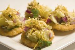 τηγανισμένο ξεφγμένο tortilla Στοκ Φωτογραφίες