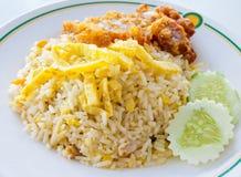Τηγανισμένο ρύζι Ταϊλάνδη Style.No.1 στοκ εικόνα με δικαίωμα ελεύθερης χρήσης
