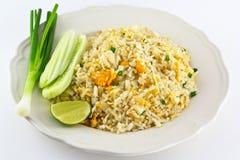 τηγανισμένο ρύζι Στοκ φωτογραφία με δικαίωμα ελεύθερης χρήσης