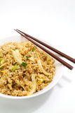 Τηγανισμένο ρύζι Στοκ φωτογραφίες με δικαίωμα ελεύθερης χρήσης