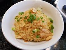 τηγανισμένο ρύζι Στοκ εικόνα με δικαίωμα ελεύθερης χρήσης