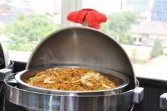 τηγανισμένο noodle Στοκ εικόνα με δικαίωμα ελεύθερης χρήσης