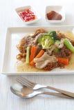 τηγανισμένο noodle Στοκ φωτογραφία με δικαίωμα ελεύθερης χρήσης