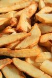 τηγανιτές πατάτες Στοκ εικόνα με δικαίωμα ελεύθερης χρήσης