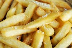Τηγανιτή πατάτα Στοκ Φωτογραφίες