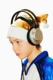 τηλέφωνα αυτιών Στοκ Εικόνες