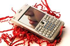 τηλέφωνο έξυπνο Στοκ εικόνες με δικαίωμα ελεύθερης χρήσης