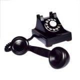 τηλέφωνο αναδρομικό Στοκ φωτογραφίες με δικαίωμα ελεύθερης χρήσης