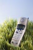 τηλέφωνο γραμμών εδάφους Στοκ Εικόνες