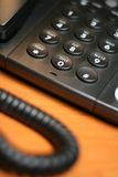 τηλέφωνο γραφείων στοκ φωτογραφία