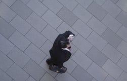 τηλέφωνο επιχειρησιακής συζήτησης Στοκ εικόνα με δικαίωμα ελεύθερης χρήσης