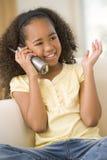 τηλέφωνο καθιστικών κορι στοκ φωτογραφία με δικαίωμα ελεύθερης χρήσης