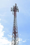 τηλέφωνο κεραιών Στοκ εικόνες με δικαίωμα ελεύθερης χρήσης