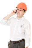 τηλέφωνο κρανών επιχειρημ&a στοκ εικόνες με δικαίωμα ελεύθερης χρήσης