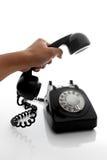 τηλέφωνο λαβής Στοκ εικόνα με δικαίωμα ελεύθερης χρήσης