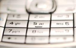 τηλέφωνο μαξιλαριών κινημ&alpha Στοκ Φωτογραφία