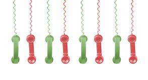 τηλέφωνο μικροτηλεφώνων Στοκ εικόνες με δικαίωμα ελεύθερης χρήσης