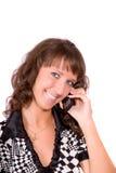τηλέφωνο συνομιλίας Στοκ φωτογραφία με δικαίωμα ελεύθερης χρήσης